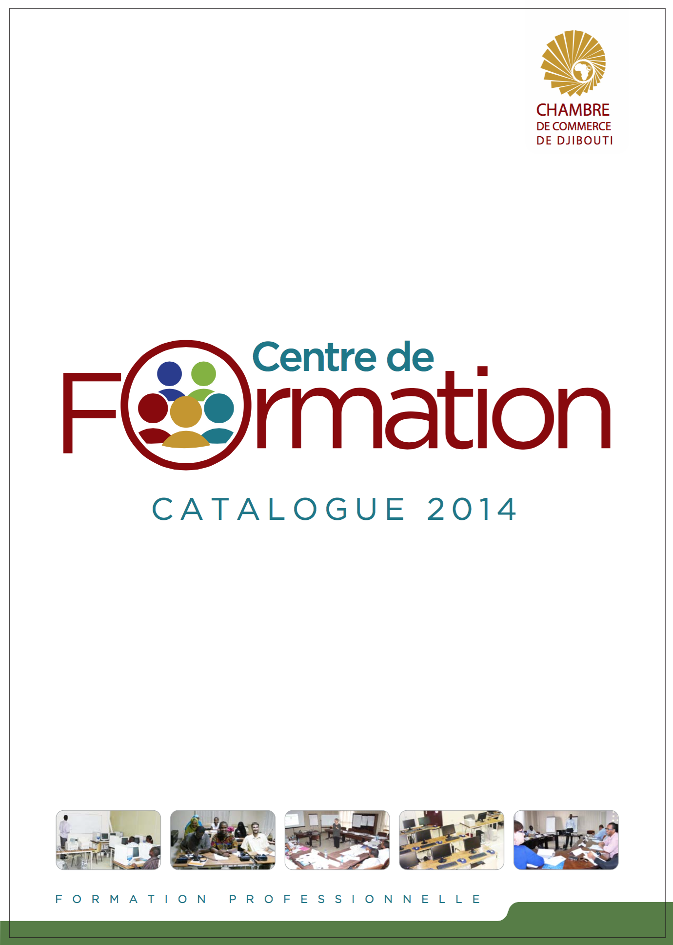 Catalogue centre de formation
