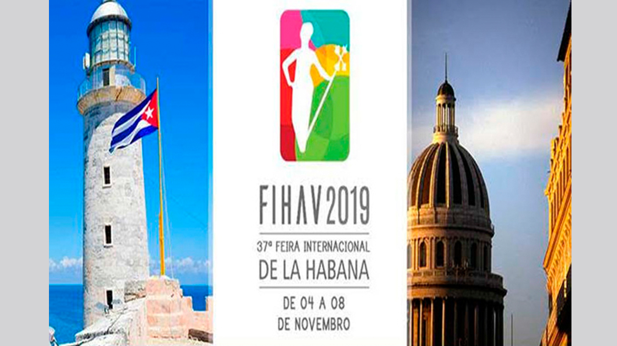 FOIRE INTERNATIONALE DE LA HAVANE-FIHAV 2019